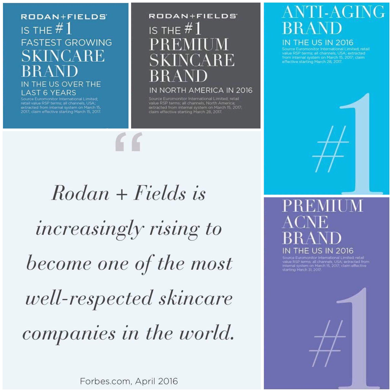 Rodan Fields The Number 1 Premium Skincare Brand In North America The Number 1 Skincare Brand A Rodan And Fields Premium Skincare Skincare Market