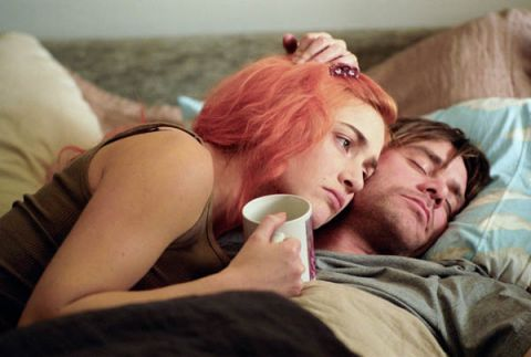 """Eternal Sunshine of the Spotless Mind. """"Blessed are the forgetful.."""""""