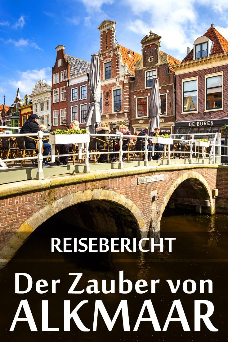 Photo of Alkmaar: Travel report with all sights, the best photo spots and …