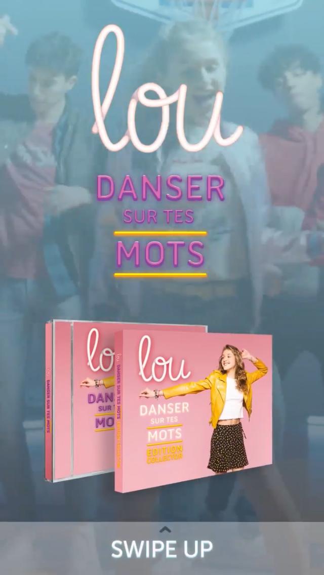 Lou Danser Sur Tes Mots : danser, Allez, Acheter, L'album, Génial, ❤️, Album,, Musique
