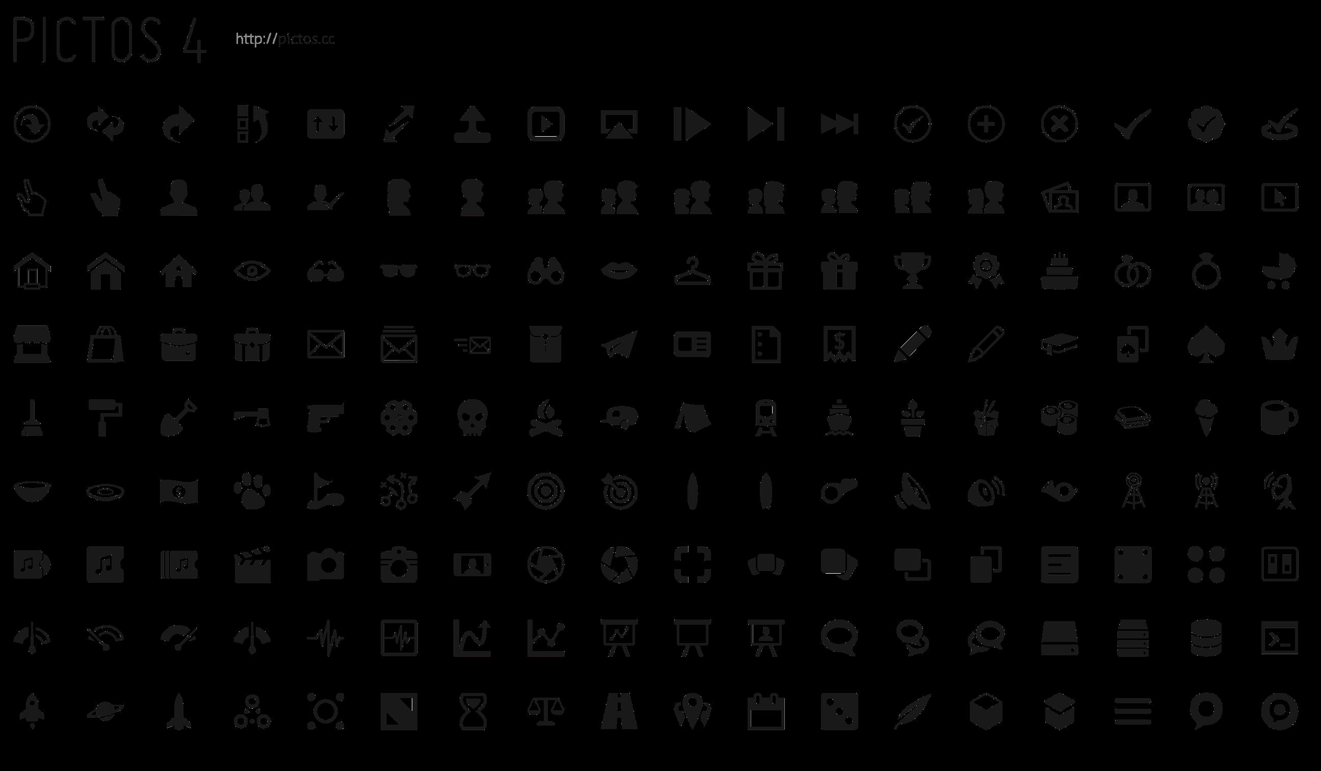 font tools symbol vectors minimal Google Search