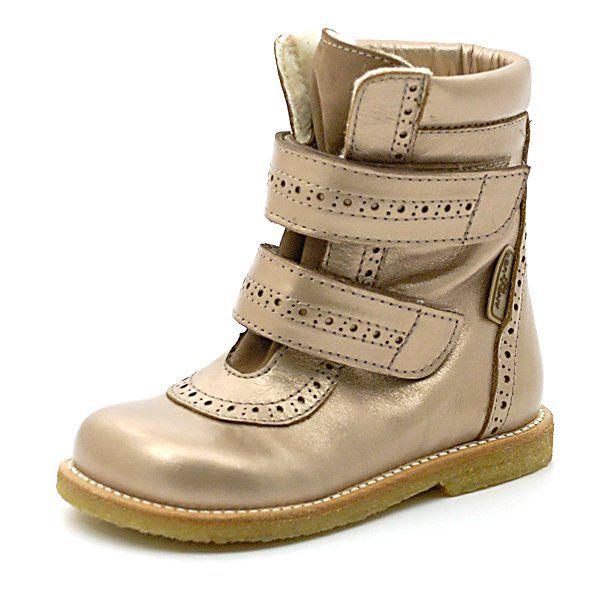 43d34583746 GrowingFeet.dk - Angulus TEX-støvle i bronze   Fashion   Sko, Adidas ...
