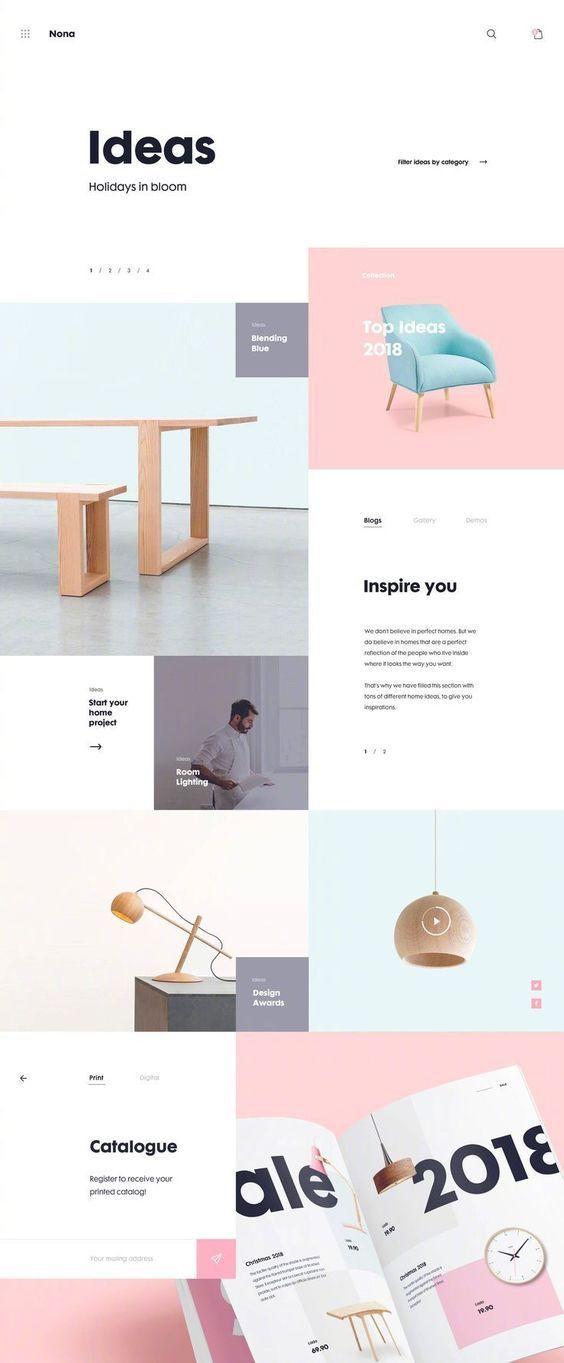 Best agency for website design ideas ui ecommerce web fashion also rh pinterest