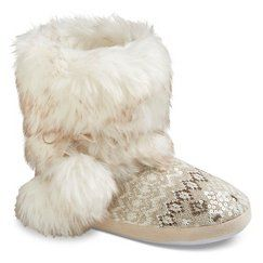 Women's Chastity Bootie Slippers
