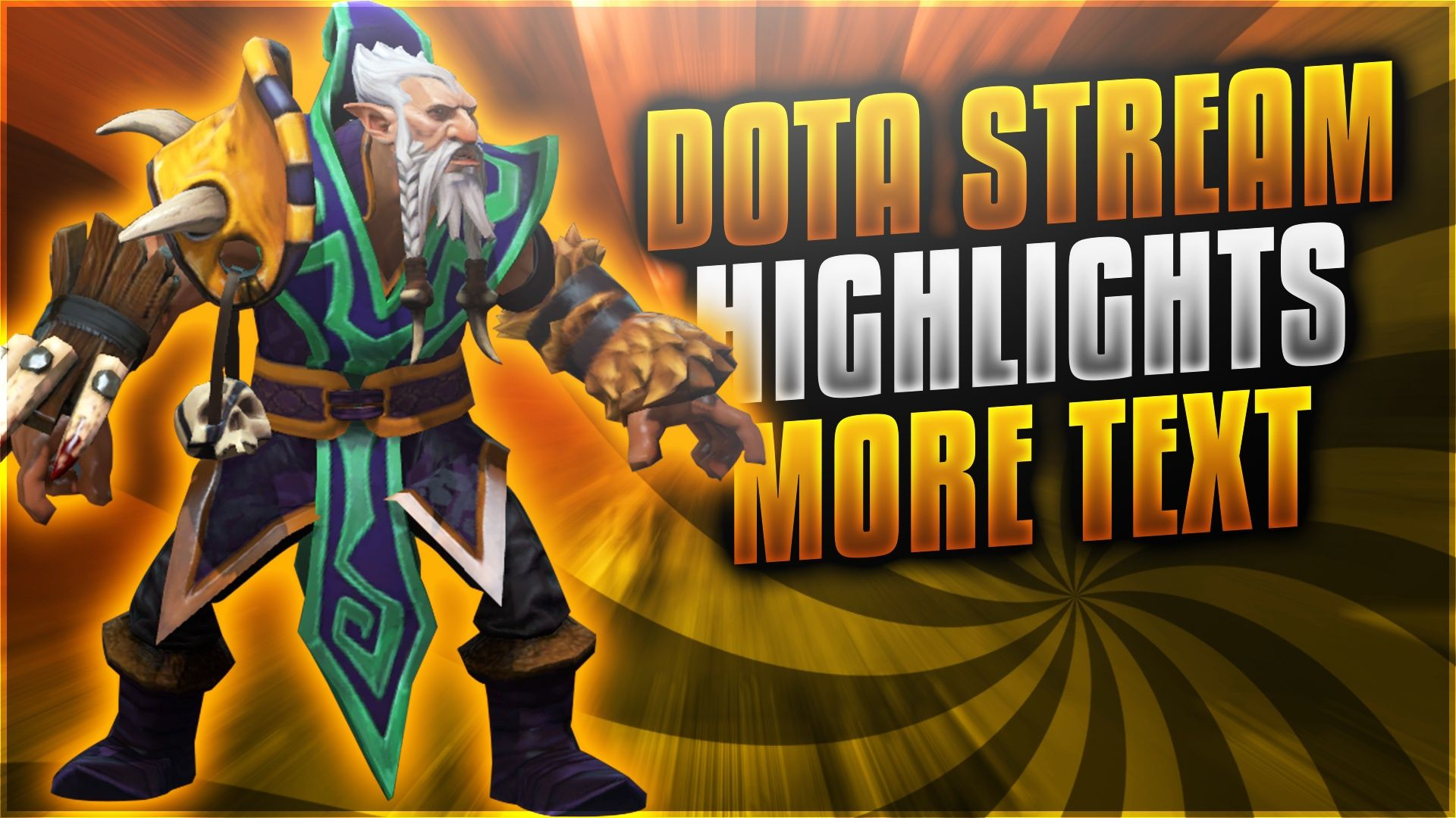 Dota 2 Thumbnail template for your YouTube videos. | Template ...