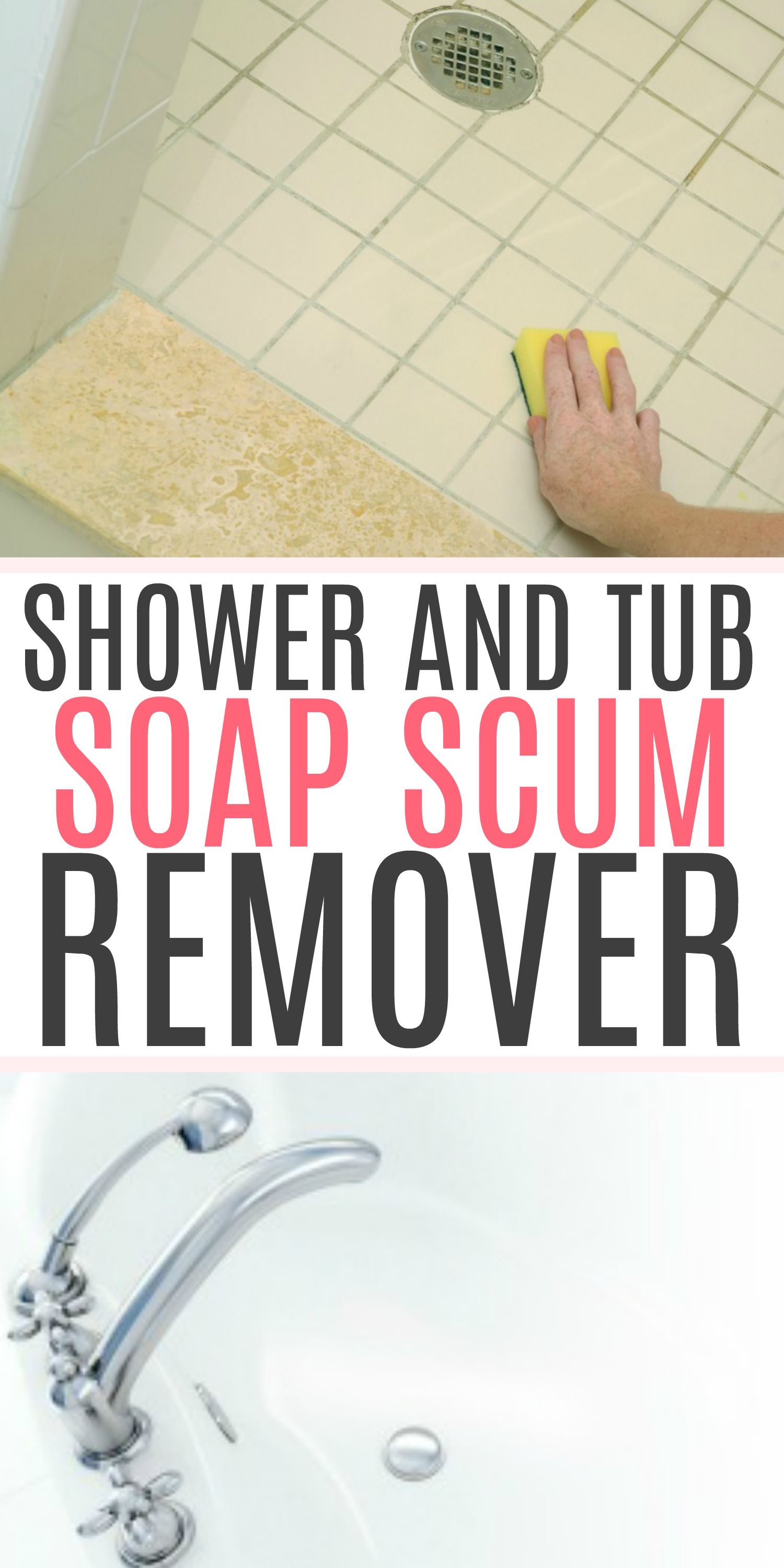 The Best Soap Scum Remover With Images Best Soap Scum Remover