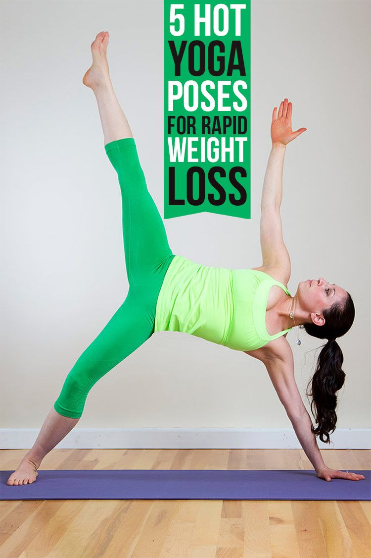 Hot Yoga Poses For Rapid Weight Loss Lose Weight Naturally - Best yoga posesasanas for quick weight loss