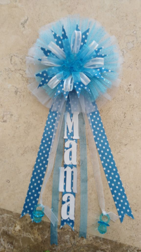 Distintivos Para Baby Shower De Nino Elefantes Ala Model Kini