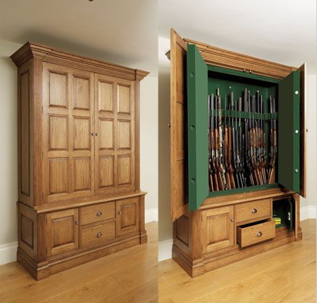 Winchester Gun Cabinet Granpa Would Have Loved This The House
