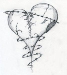 صور قلب رائعة وأشكال قلوب عالية الجودة Hd واتساب وفسيبوك إيمدج عرب Heart Sketch Travel Design Sketch Design