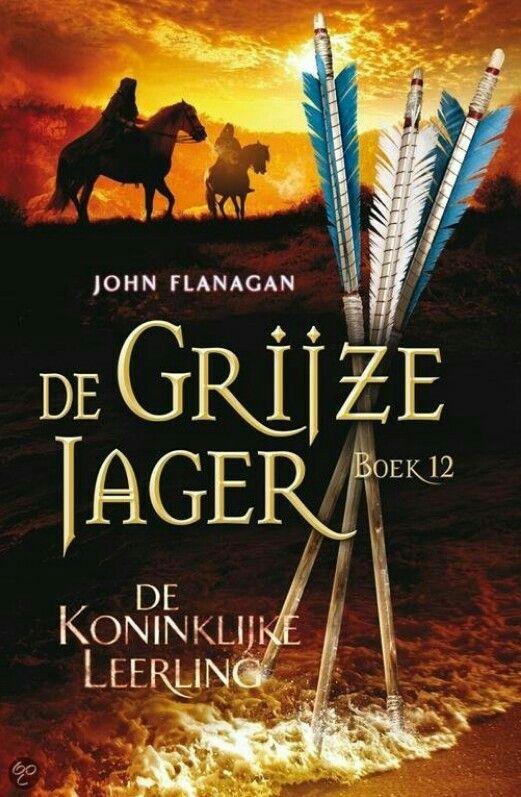 De grijze jager 12: de koninklijke leerling