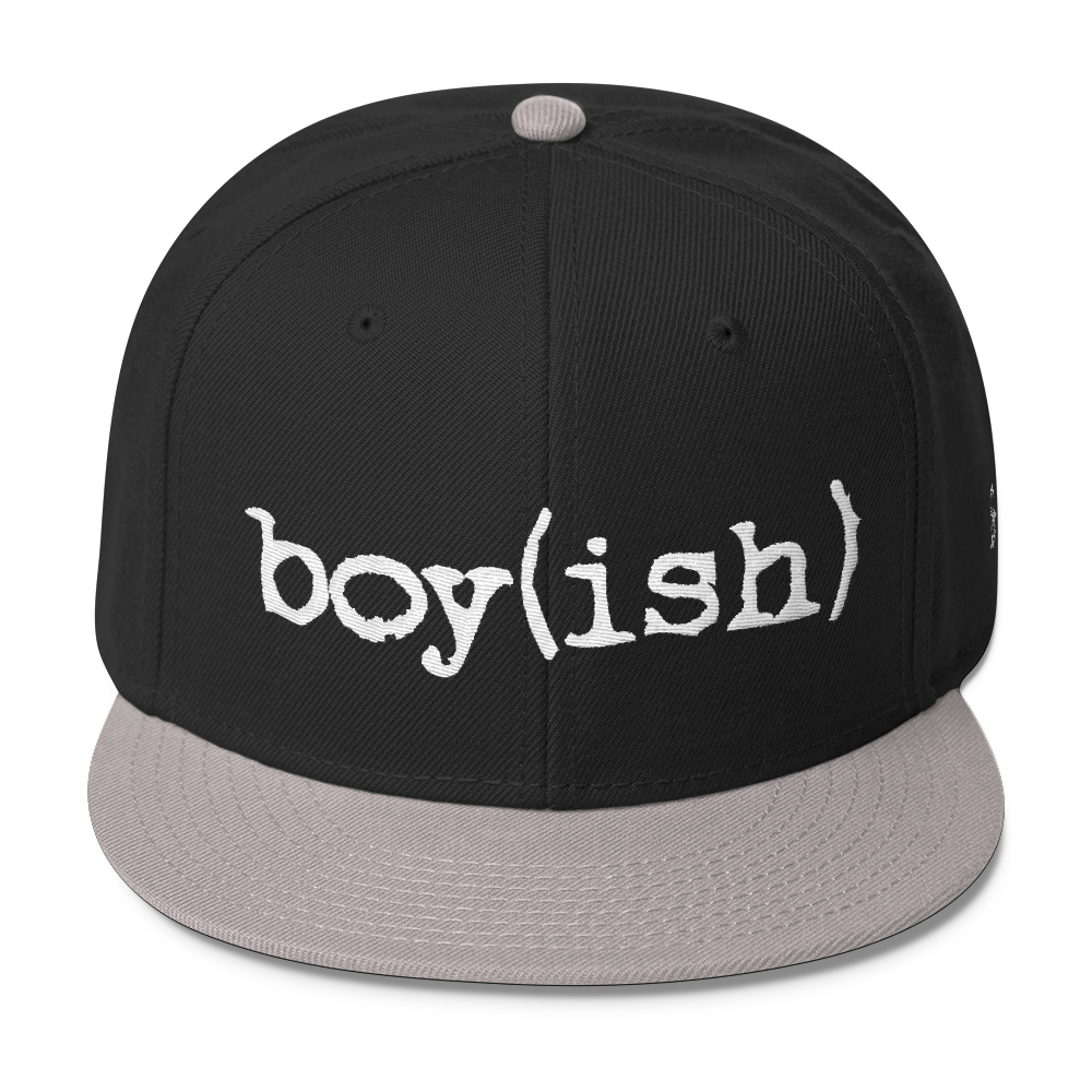 618c572d995 Make a non-binary statement in this hat made right here in the USA.  Description  - Brand - GenderUnique - Style - Sna