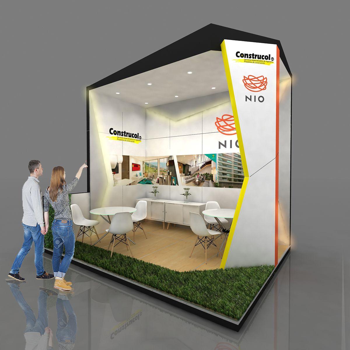 Constructora nio expoinmobiliaria 2016 exhibitions for Constructora