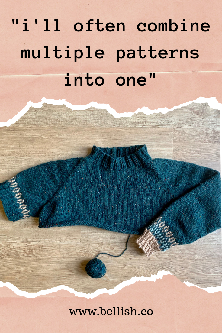 Create your own custom sweater knitting pattern with ...