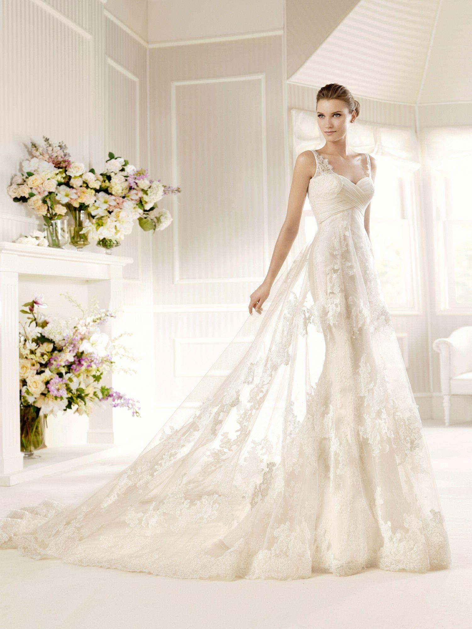 Pronovias La Sposa Wedding Dresses Style Master Beautiful