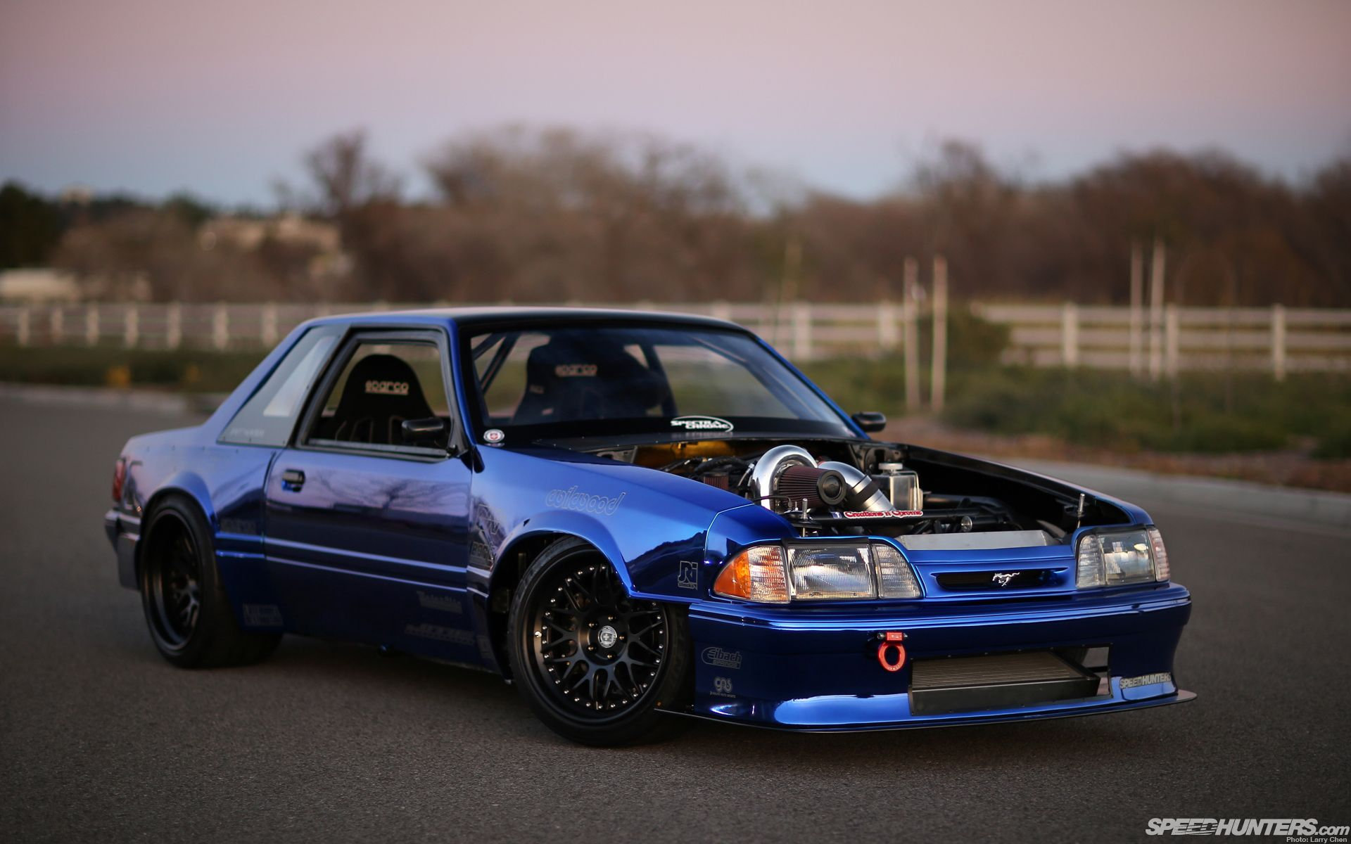 top notch mustang photo by larry chen sweet rides pinterest mustang fox body mustang. Black Bedroom Furniture Sets. Home Design Ideas