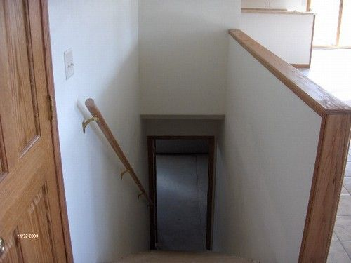 Still Think We Need To Enclose The Stairs Fully At The Top