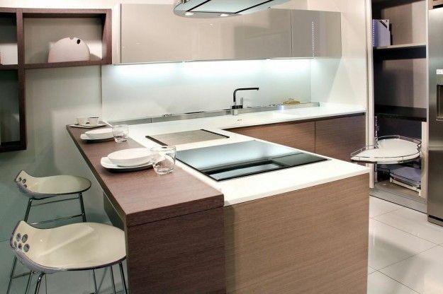 Arredare una cucina 3x3 cucine open space arredamento for Arredare loft open space