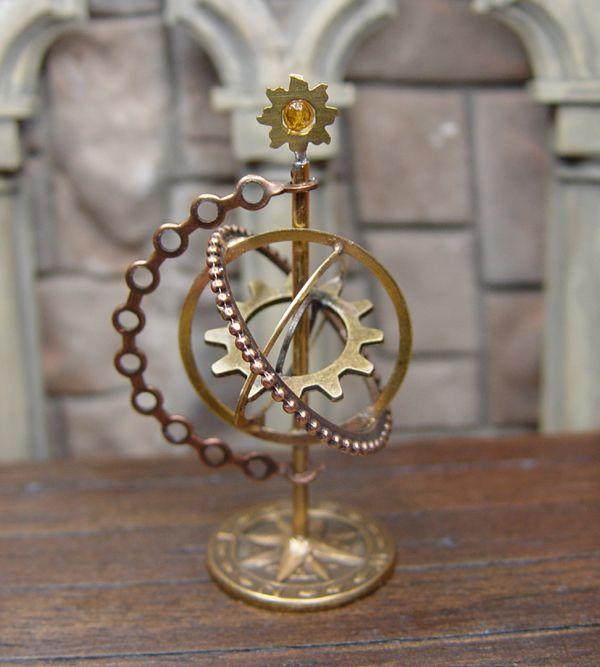 EV Miniatures: Jeweled Miniature Celestial Instruments