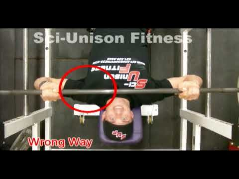 Bench Press Proper Form And Techniques Youtube Bench Press Workout Bench Workout Bench Press