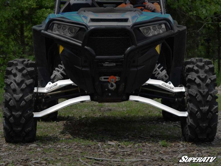 Polaris RZR XP Turbo AtlasPro High Clearance Boxed A Arms | Rzr