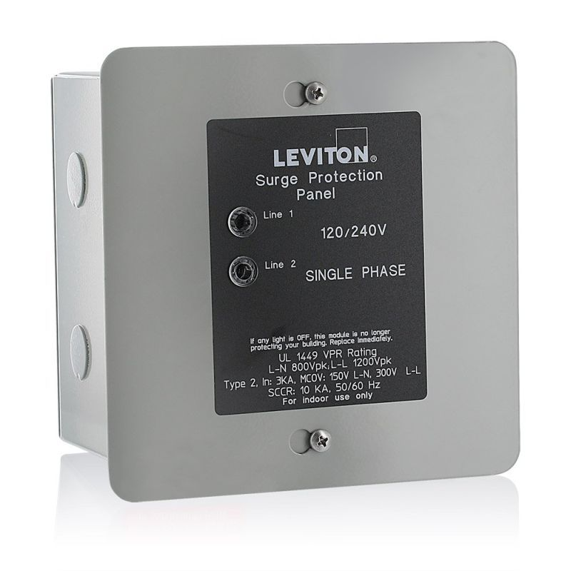 What S The Best Whole House Surge Protection Leviton Surge Protection Paneling