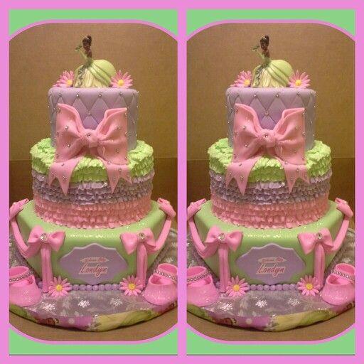 Princess Tiana Baby Shower Cake Sueberry In 2018 Pinterest