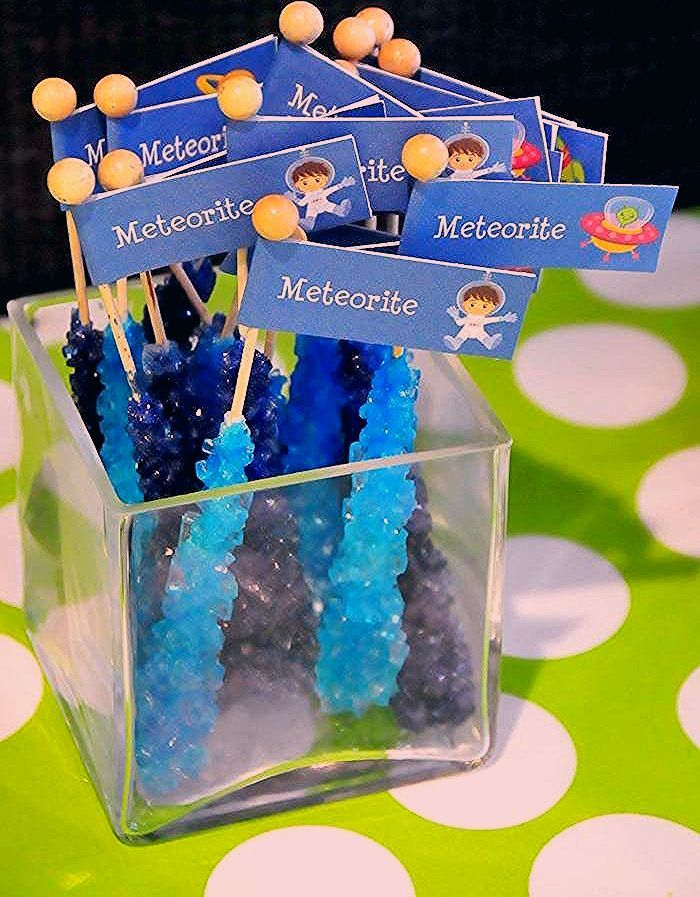 Photo of Astronaut Themed Birthday Party {Planning, Ideas, Cake, Decor}