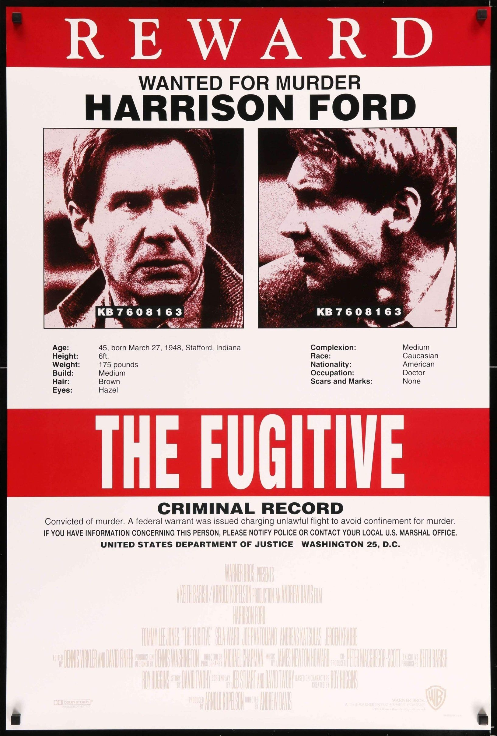 the fugitive download free 1993