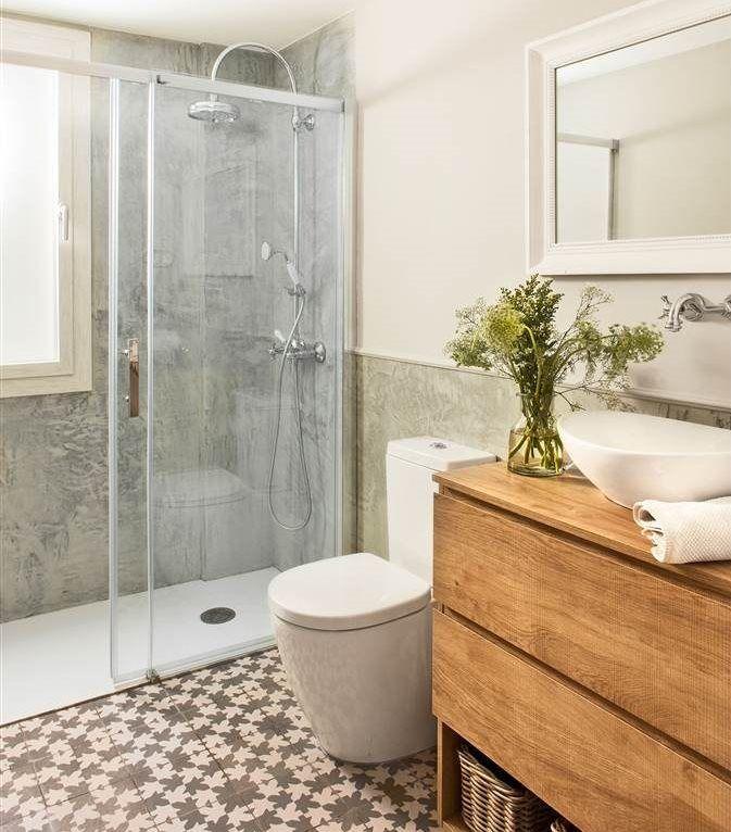 15 ideas para baños mini desafía al espacio Apartments