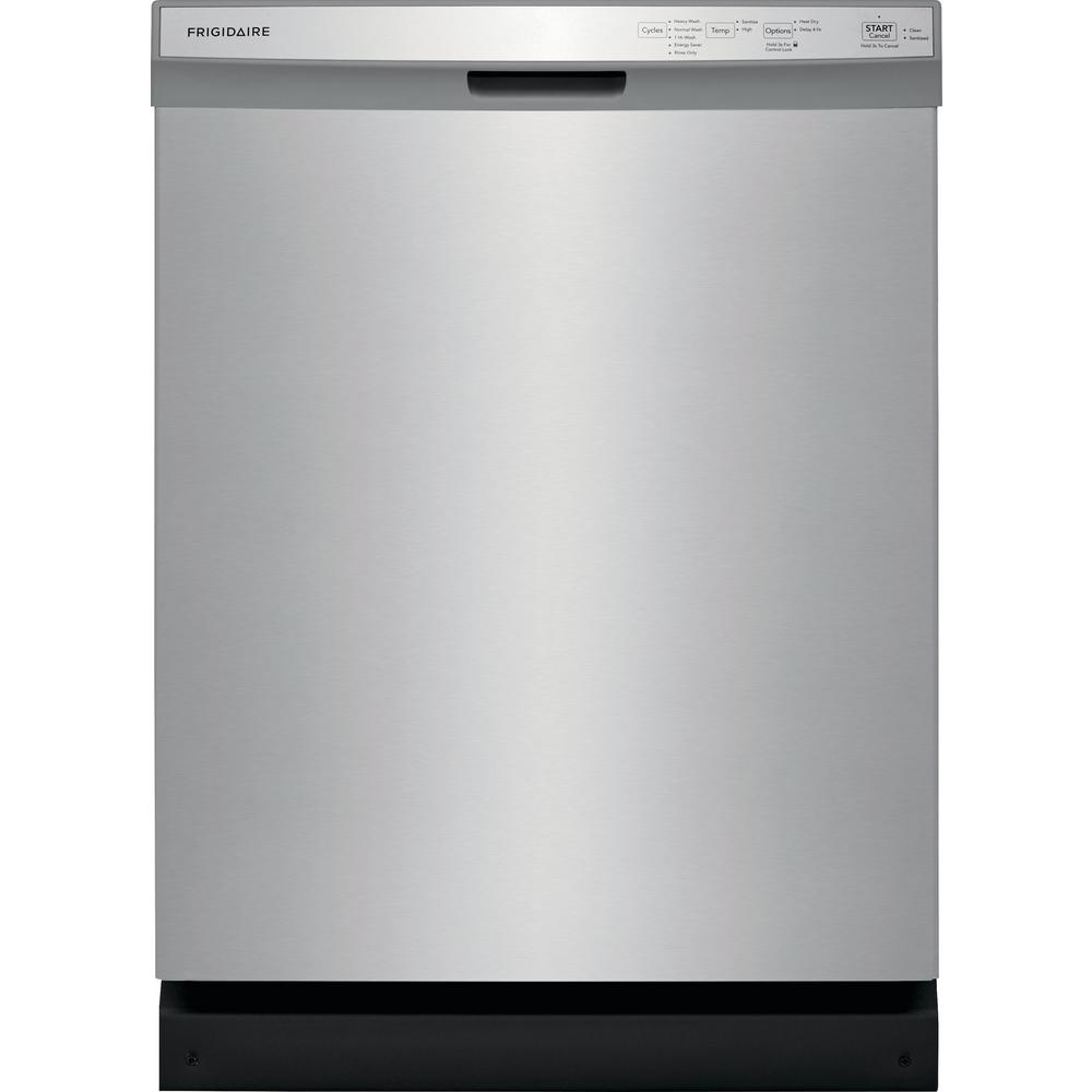 Frigidaire 24 in. BuiltIn Front Control Tall Tub