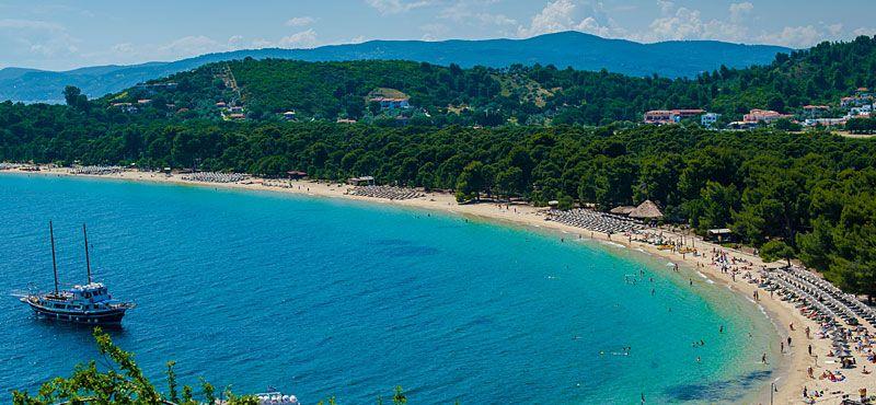 Spiaggia di Koukounaries