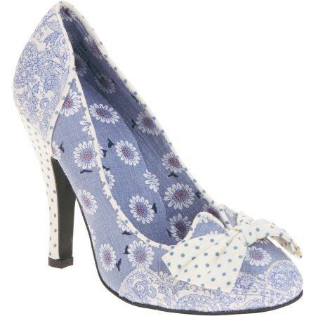 34c4553c081e Momo Women s Beauty Floral Pump