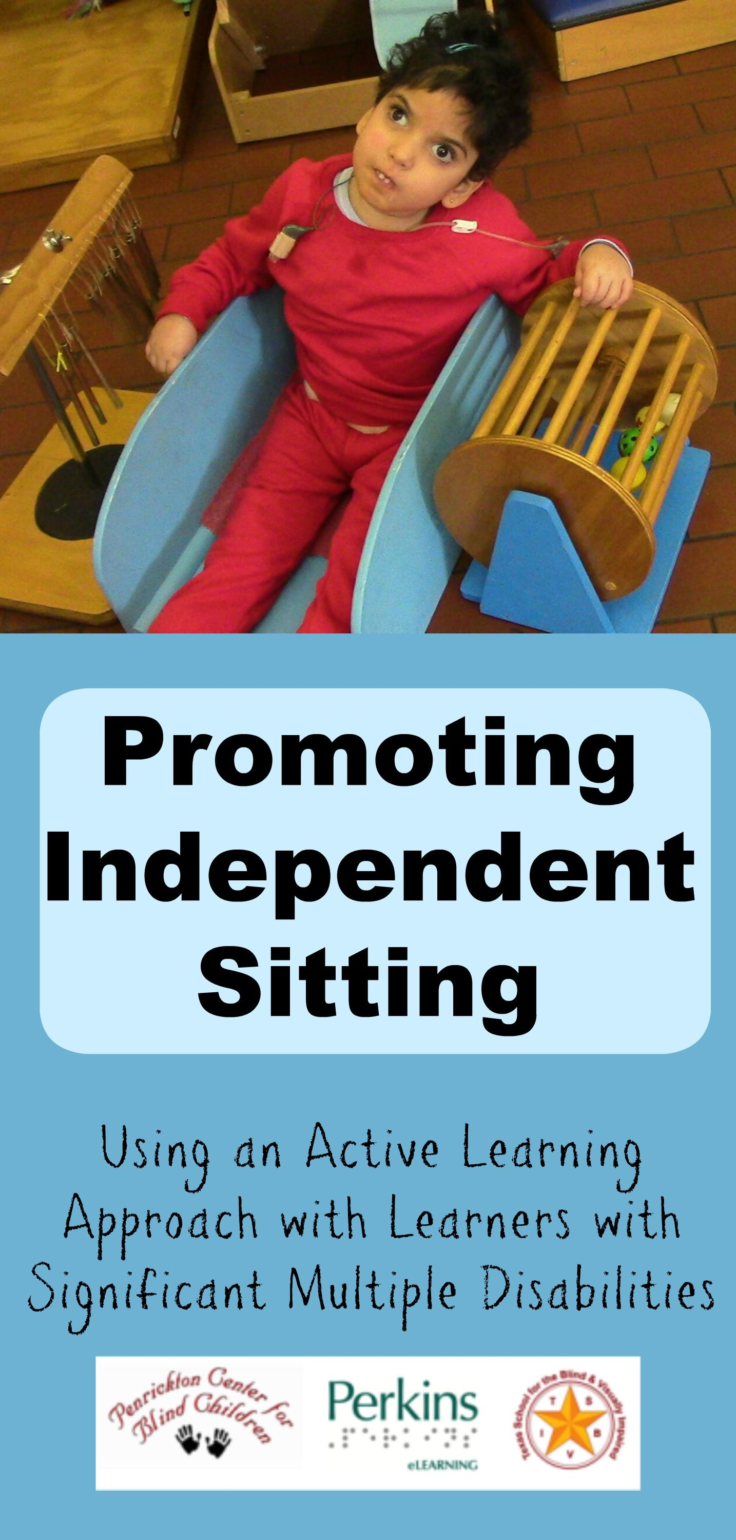 Promoting Independent Sitting Using An Active Learning