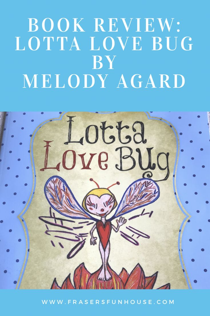 Book Review Lotta Love Bug By Melody Agard Children's