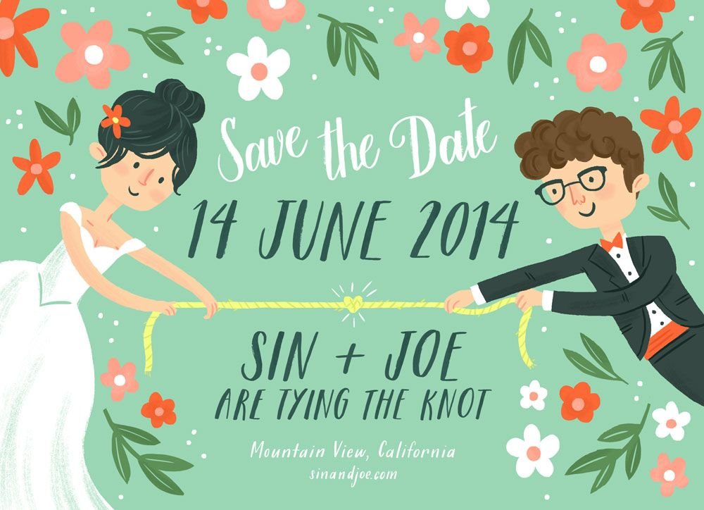I Like The Colour Palette Here   Itu0027s Very Appealing. Save The Date  PostcardsWedding InvitationsColour ...