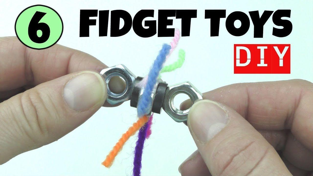 6 cool diy fidget toys diys how to make easy toys for