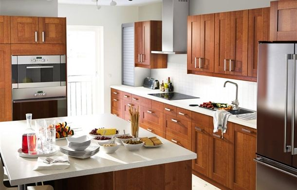 Check Out IKEA USA's Kitchen On IKEA Share Space.