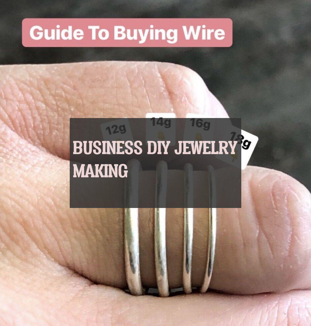 Business diy jewelry making