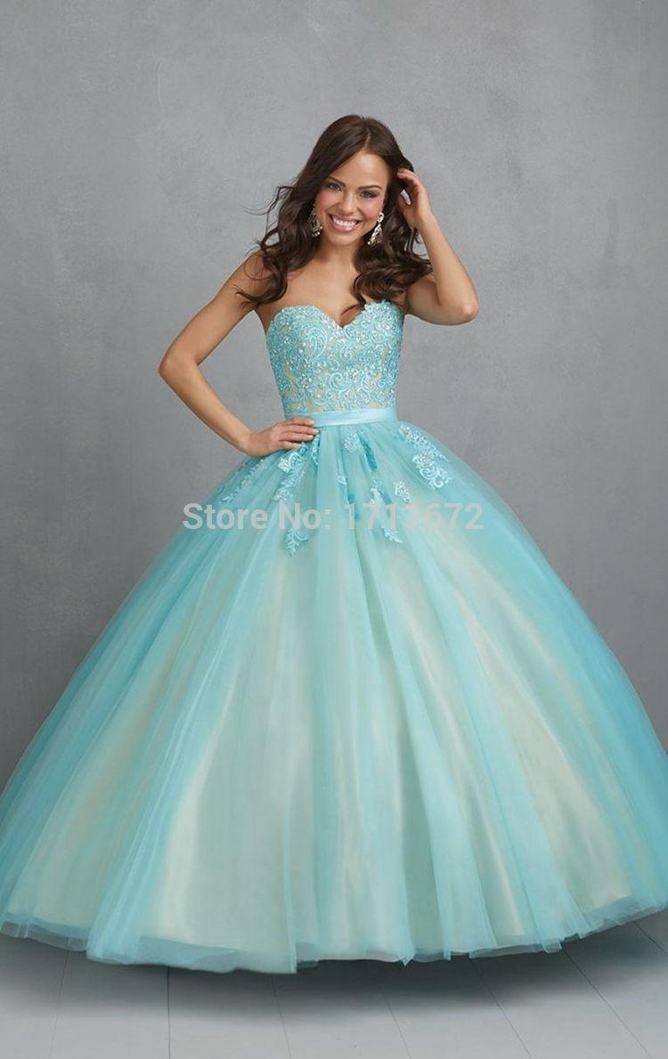 Hot long vestidos de quinceaneras anos elegant gown light