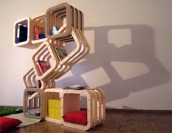Multifunction Furniture more–multiform and multifunction furniture design   mabila