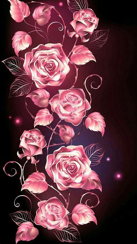 Pink Roses   Fondo De Pantalla Colorido, Mariposas Fondos