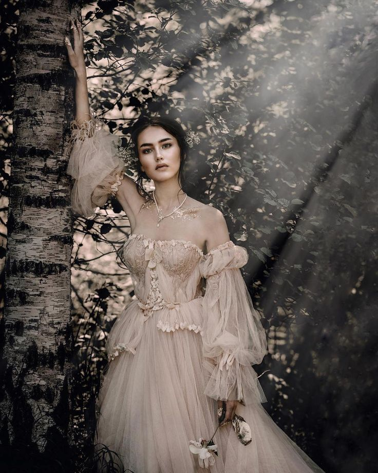 Over The Top Wedding Gowns: Over-the-top Enchanting Wedding Gown