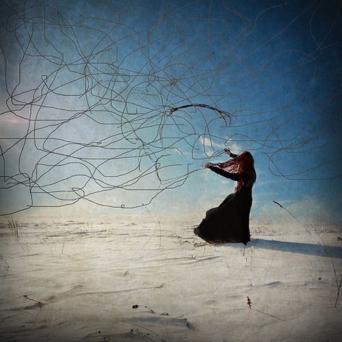 Surrealism and Visual Conflicts –Kylli Sparre aka (Sparrek)