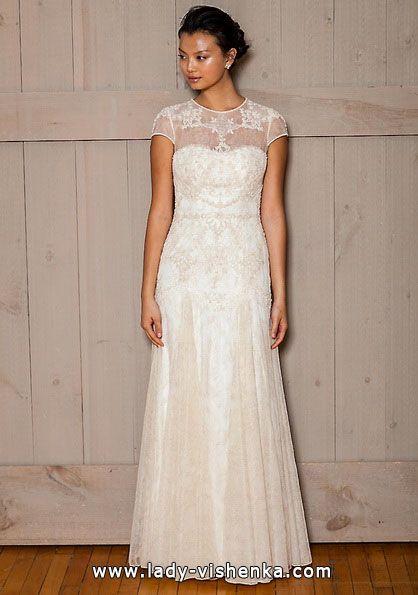 Brautkleider mit geschlossenen Schultern 2016 — David \' s Bridal ...
