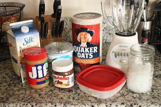 Simply Sweet Baking Company: Oatmeal Smothies