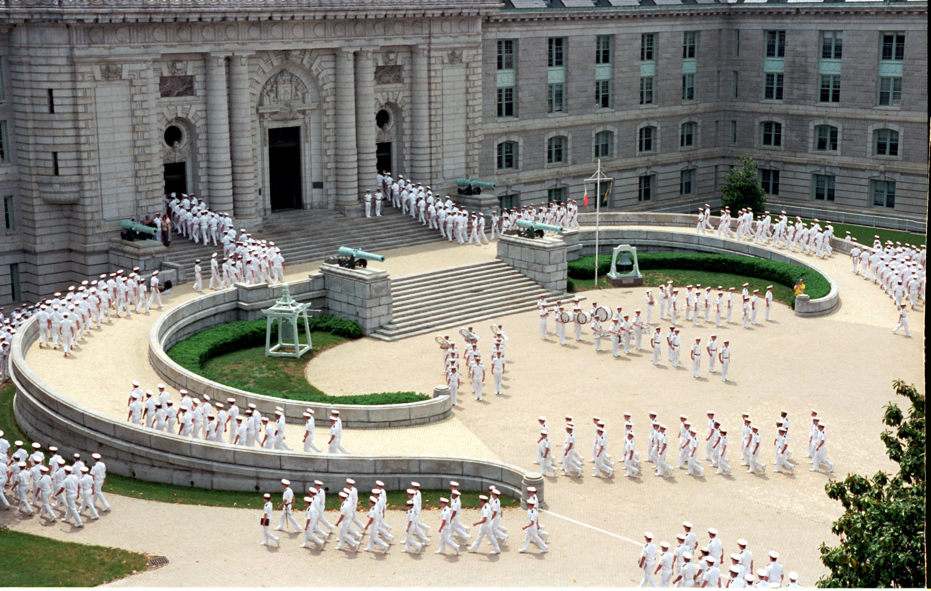 What exactly do I have to do to be accepted into the United States Naval Academy?