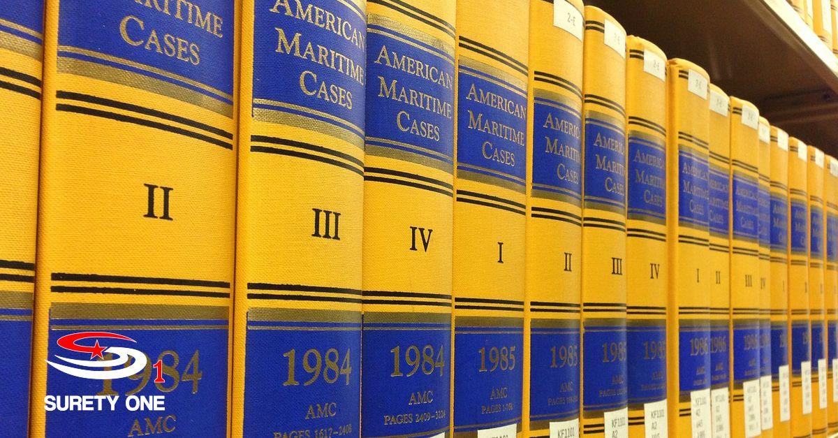 Admiralty bond stipulation for admiralty court