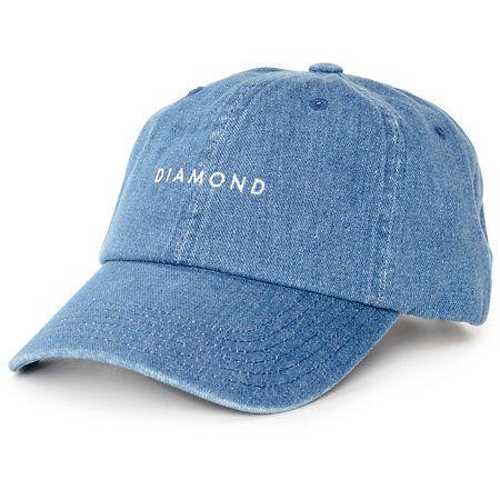 08294b28c2505 Diamond Supply Co. Stone Cut Purple Strapback Hat in 2018