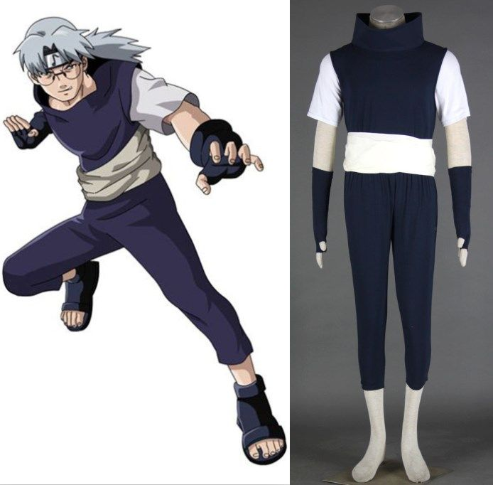 Pin by BAGSHER on Naruto Cosplay Costumes